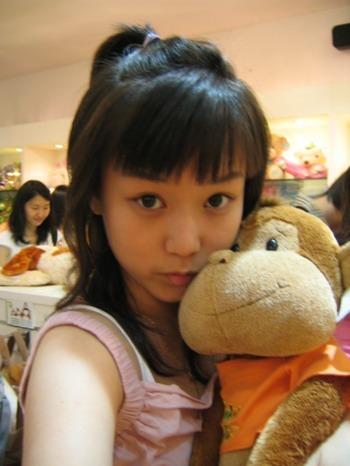 T-ARA ソヨン 小学生