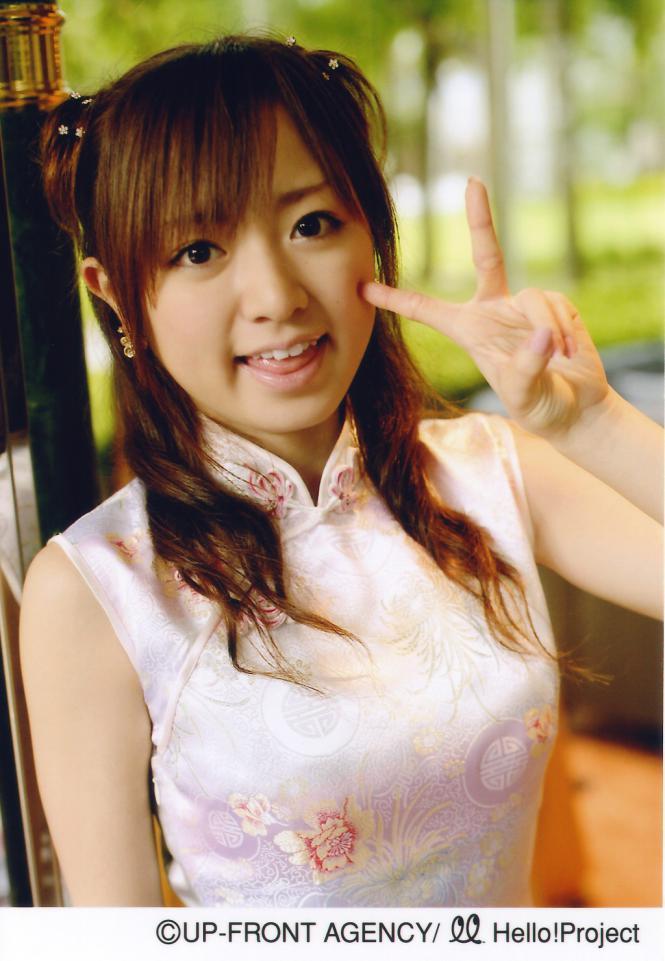 紺野あさ美 モーニング娘。