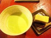 i-cafeお抹茶と芋ようかん