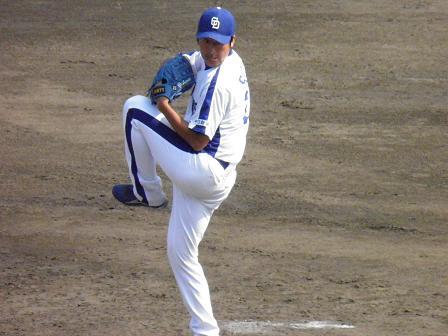 6月12日の鈴木投手