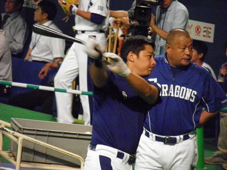 7月19日練習 森野選手