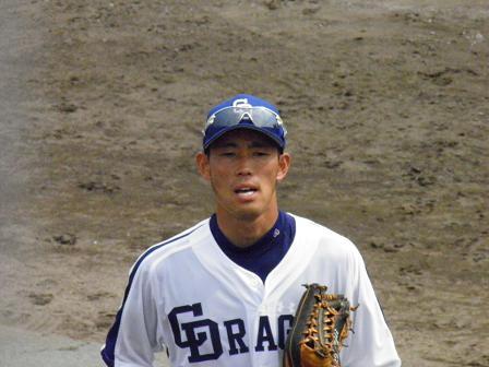 7月31日藤井選手