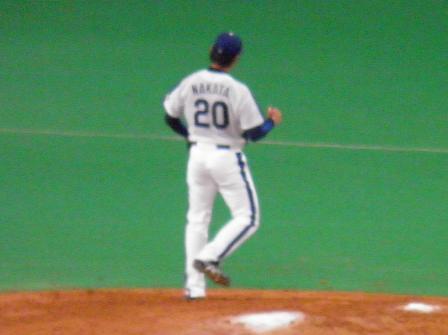 8月8日中田投手1