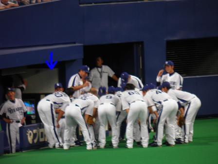 2010.8.15 森野選手2
