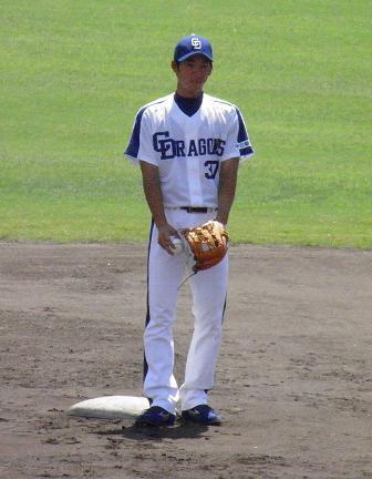 8月28日岩崎恭選手
