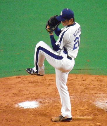 9月5日中田投手