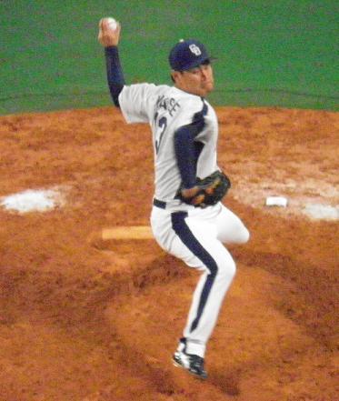 9月5日岩瀬投手