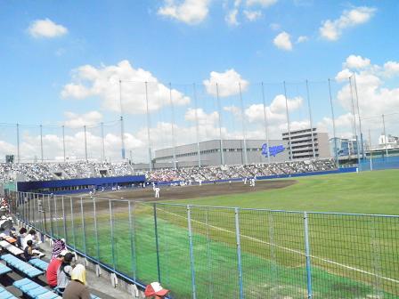 2010夏のナゴヤ球場