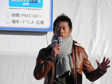山井投手トークショー7
