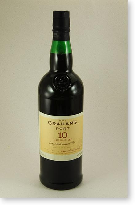 グラハムポートワイン10年