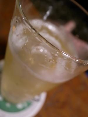 バーボンソーダ