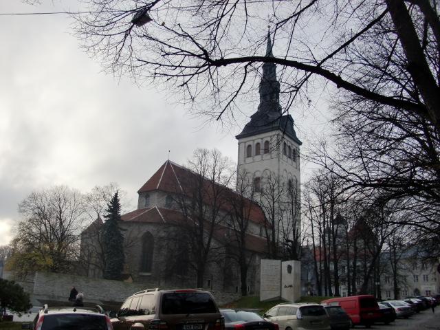 エストニアの教会