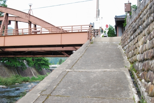 霞橋竹スキー(現在)
