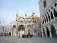 ヴェネツイア、サンマルコ寺院「P1010101_convert_20100203142504