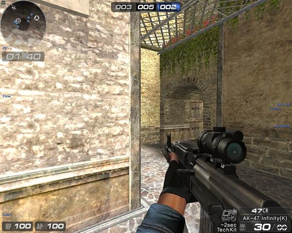 AK-47 Infinity
