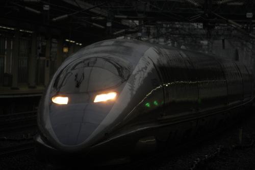 新幹線500系02