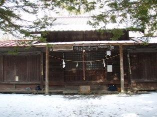 浅間神社2011.1.20-1