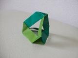 正四面体フレーム