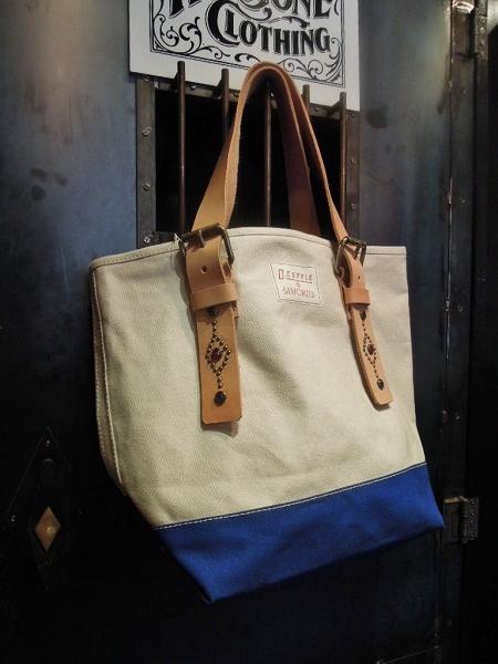 O.C Style STUDS TOTE BAG (2)