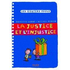La justice et linjustice