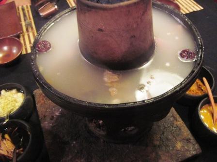 チベット風鍋