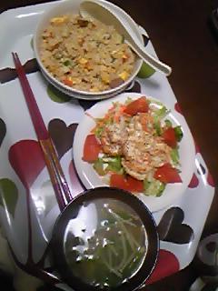 今日の晩御飯♪