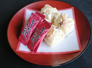 太閤茶菓子