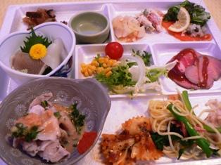 太閤夕食1