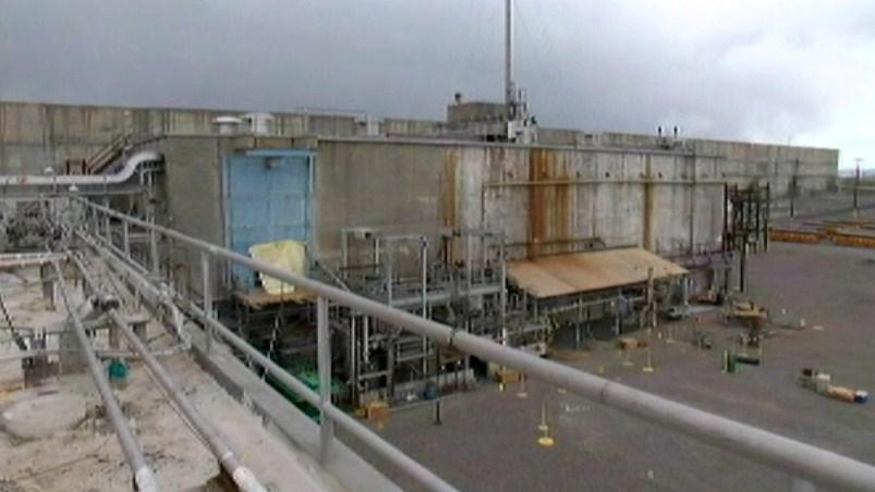アメリカの核施設1