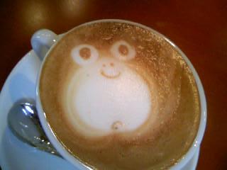 かえるカフェ