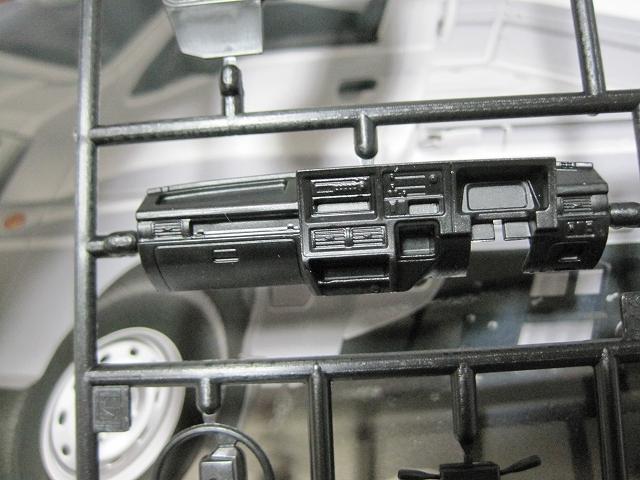 アオシマ TT2サンバー TCスーパーチャージャー