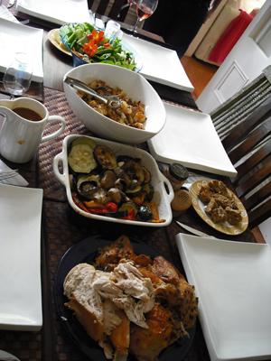 2010年クリスマス・ディナー