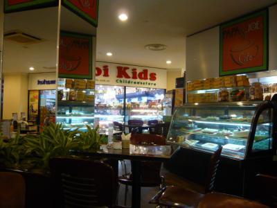ベトナムのカフェ1