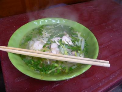 ベトナムで食べた麺2