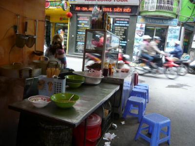 ベトナムで食べた麺3