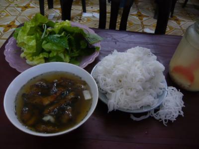 ベトナムで食べた麺4