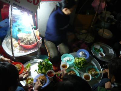 ベトナムで食べた麺6