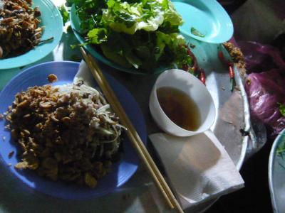 ベトナムで食べた麺7