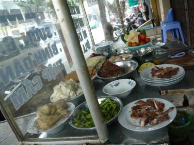 ベトナムの定食屋さん3