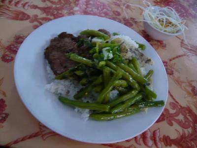 ベトナムの定食屋さん5