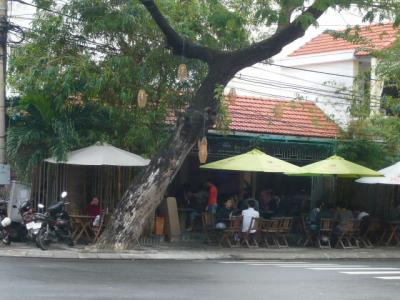 ベトナムのカフェ7