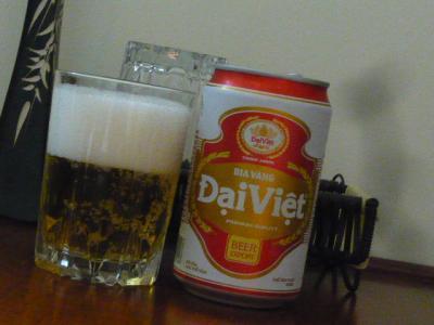 ベトナムのビールとワイン3