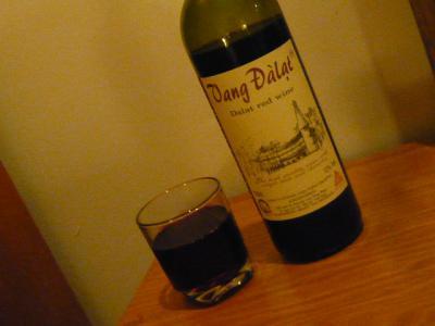 ベトナムのビールとワイン5