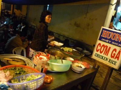 ベトナムの定食屋さん6