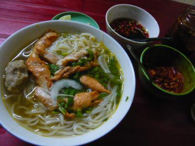 ベトナムで食べた麺16