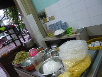 ベトナムの定食屋さん8
