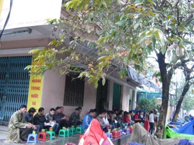 ベトナムのカフェ18