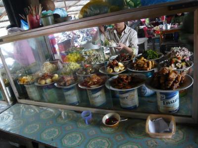 ベトナムの定食屋さん10