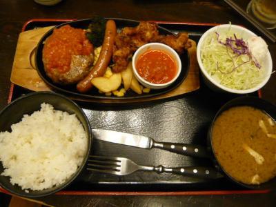 赤坂「和定食の店 松之家」3