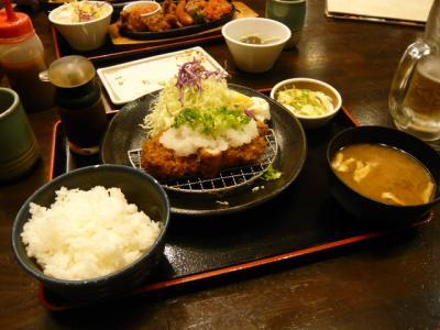 赤坂「和定食の店 松之家」5